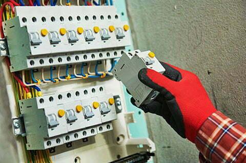Circuit Breaker Repair & Replacement – Electric Works London
