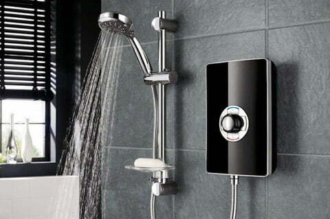 Power Shower Installation – Electric Works London